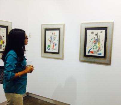 Joan Miro Nicaragua